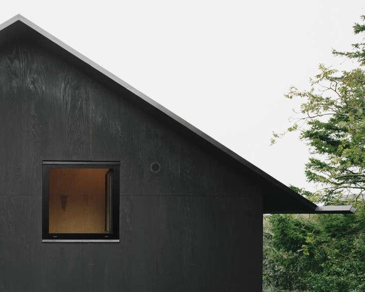 Johannes Norlander Arkitektur Morran House Roof