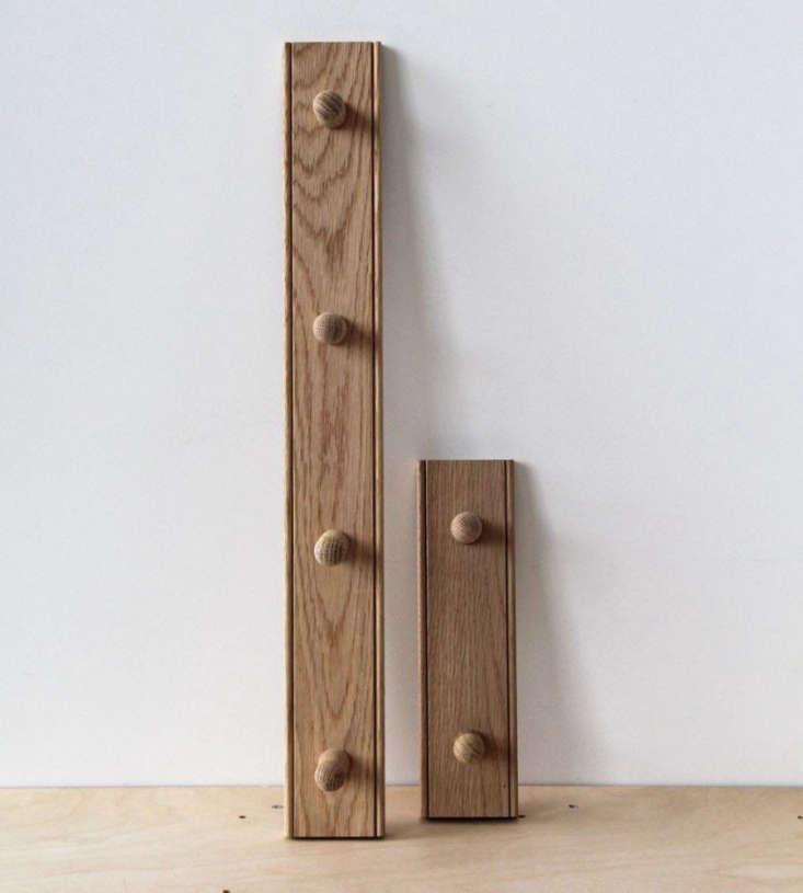 Father Rabbit peg rails