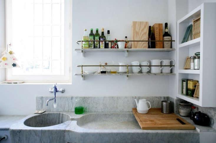 Villa Chiesuloa Kitchen Italy Marina Sinibaldi Benatti
