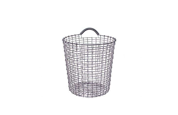 Korbo Handmade Wire Basket from Design Within Reach
