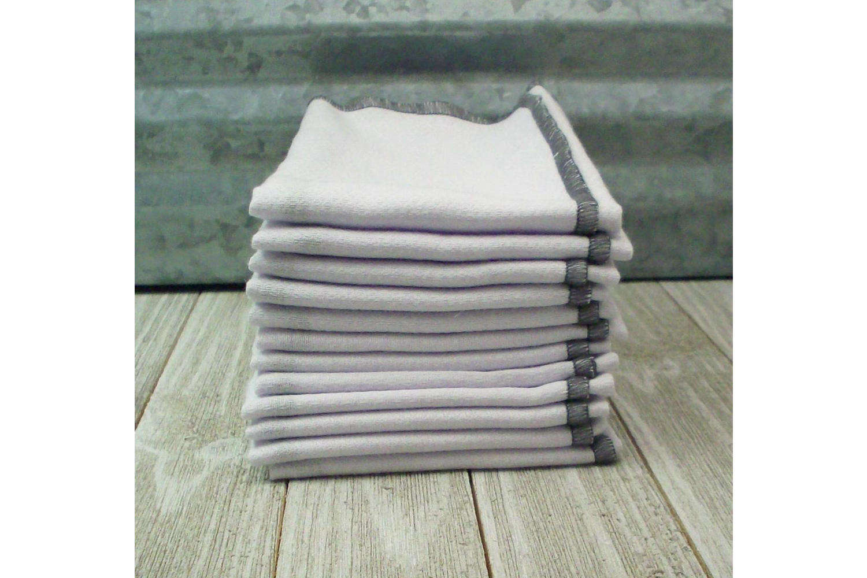 Birdseye Cotton Unpaper Towels