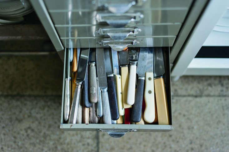 Alastair Hendy Kitchen File Cabinet Utensils