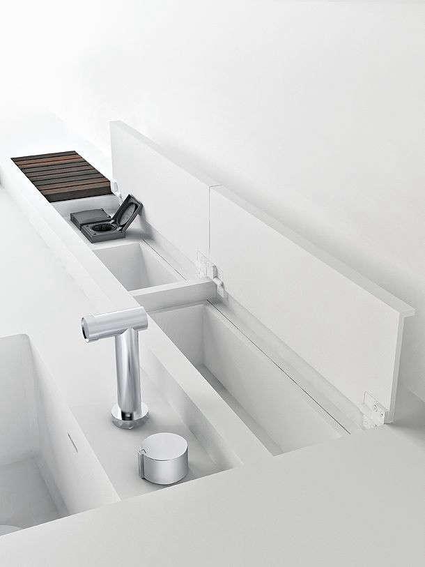 Boffi Sink Storage