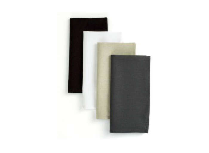 Stock up on basic Chilewich 100 Percent Linen Napkins, $9.50 each at Sur la Table.