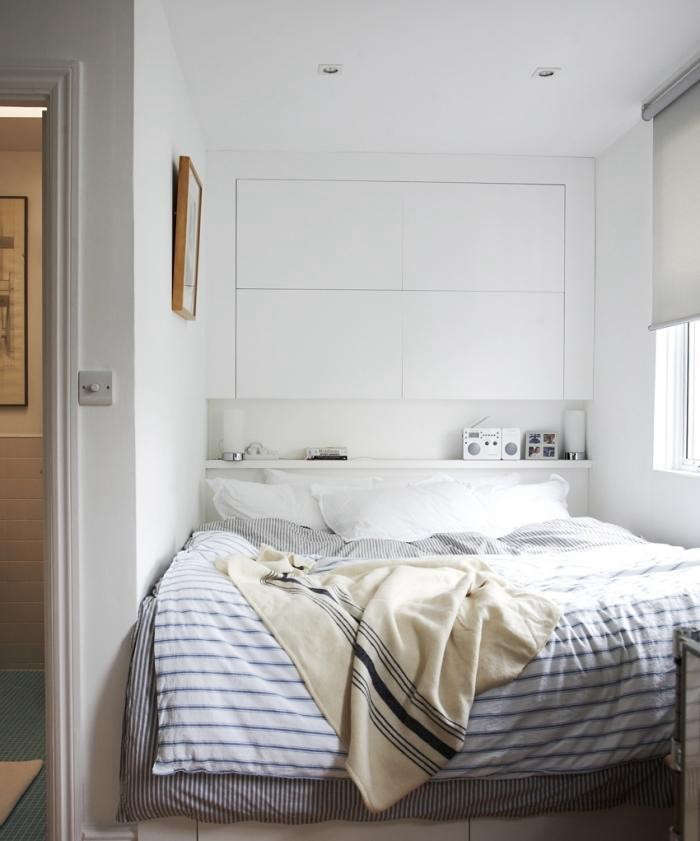 Christine London Bedroom with Storage
