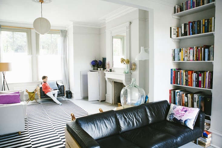 Photograph byLeanne Dixon, fromBefore and After: A London Victorian Transformed.