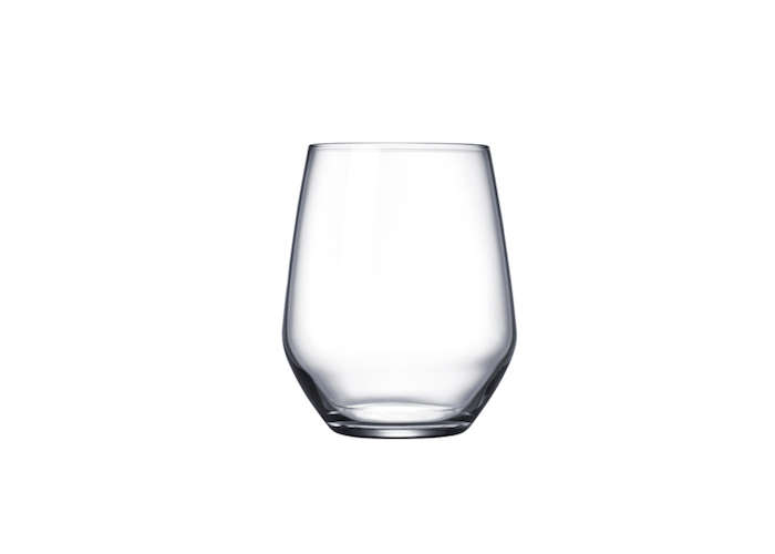 If you prefer the stemless variety, consider Ikea's 365+ Ivrig Wine Glassesfor $1.99 each. For more ideas on affordable glassware, see 10 Easy Pieces: Everyday Wine Glasses and 10 Easy Pieces: Basic Drinking Glasses.