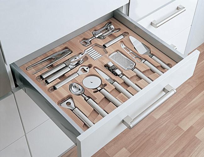 Lubina English Kitchen Drawer Insert