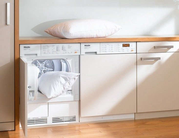 Miele Flat Panel Washer Dryer