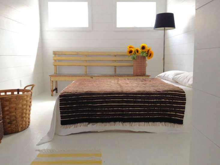 Paula Greif bedroom Hudson NY