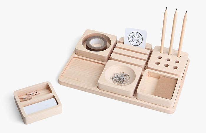 Tofu Stationary Set Pana Objects