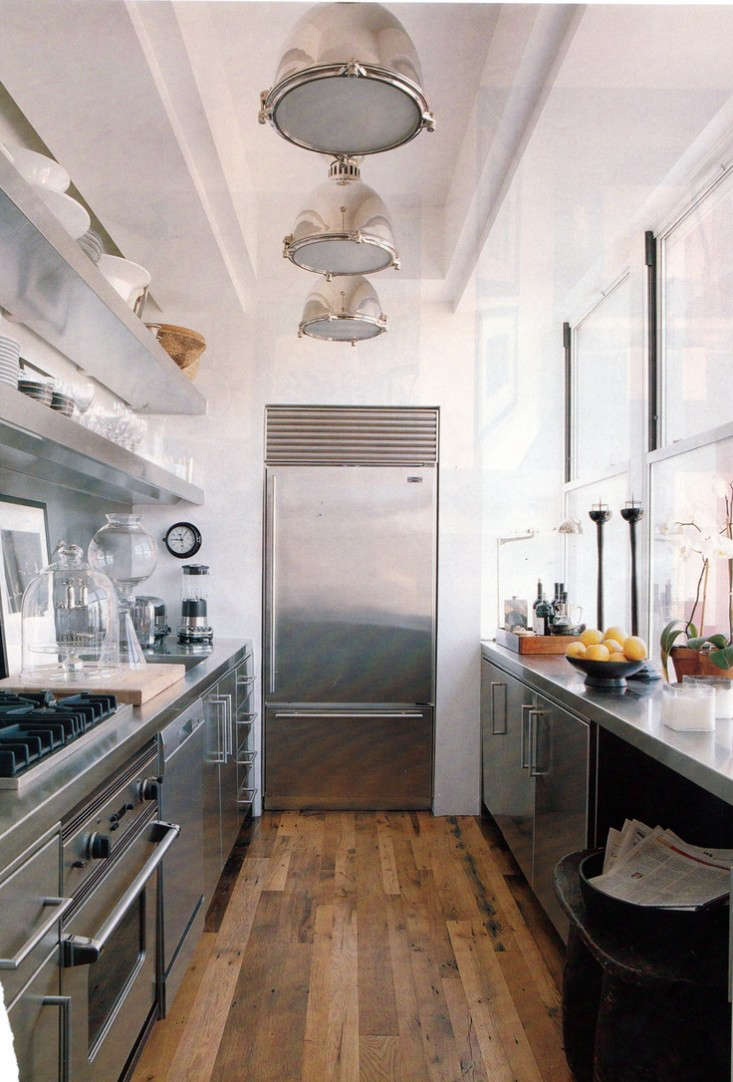10 Favorites The Urban Galley Kitchen The Organized Home