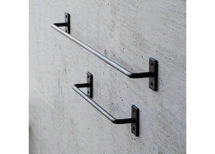 Chiba Metal Works Iron Towel Bar