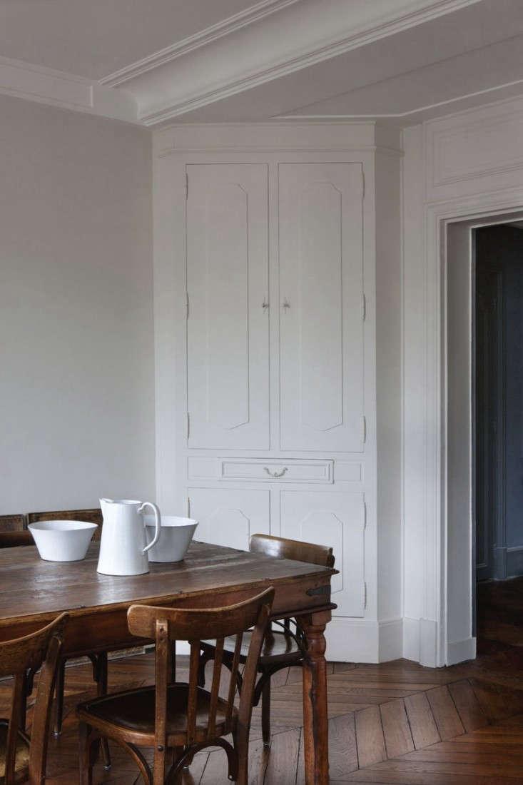 Jacky Parker Paris Apartmentt