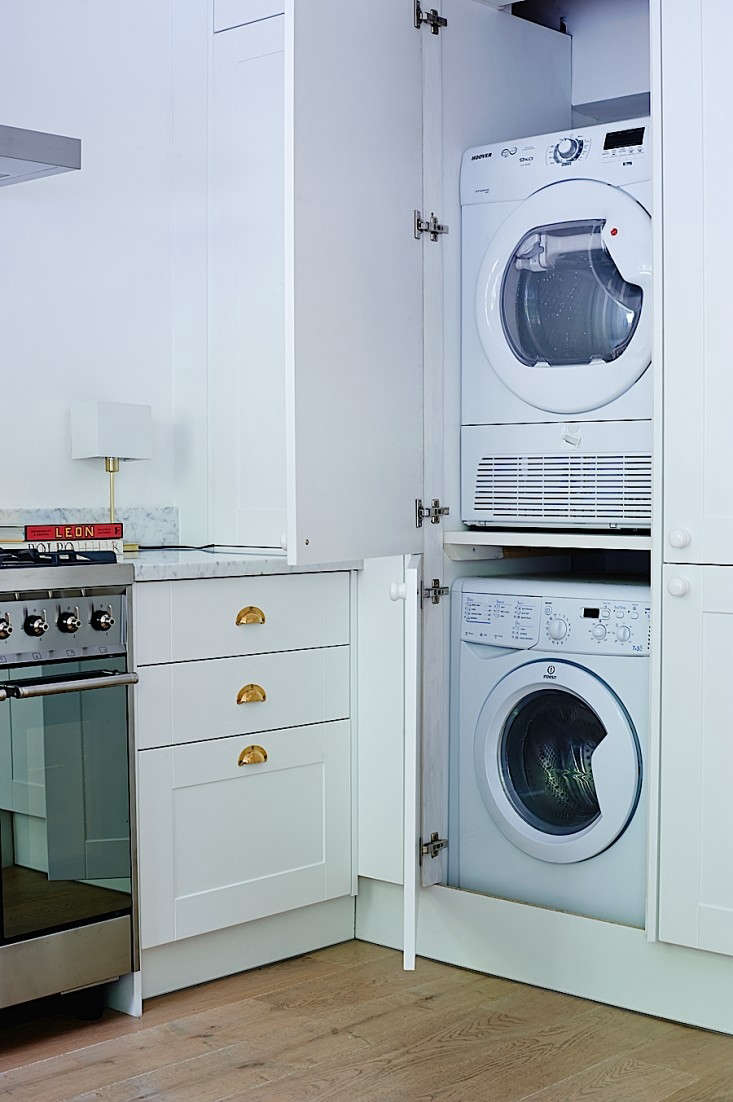 Washer And Dryer, How To Build Cabinets Hide Washer And Dryer