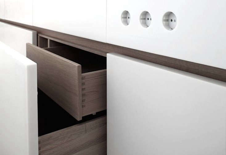 Tiered Drawers