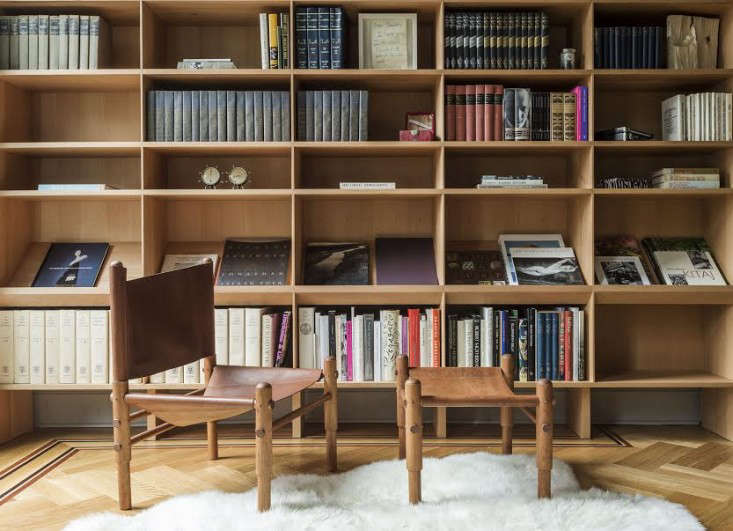 Trend Alert: 11 Periodical-Style Shelves for Design Book Lovers - The Organized Home