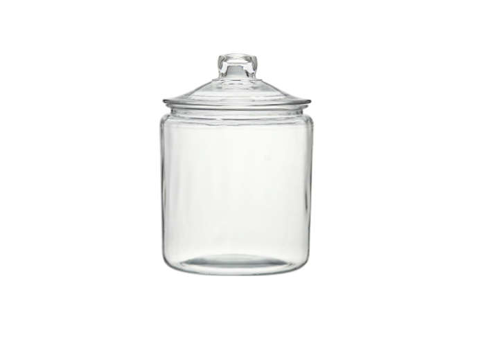 Heritage-Hill-Glass-Jar-with-Lid-Remodelista