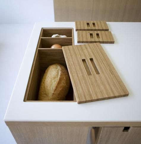Viola Park Bread Bins