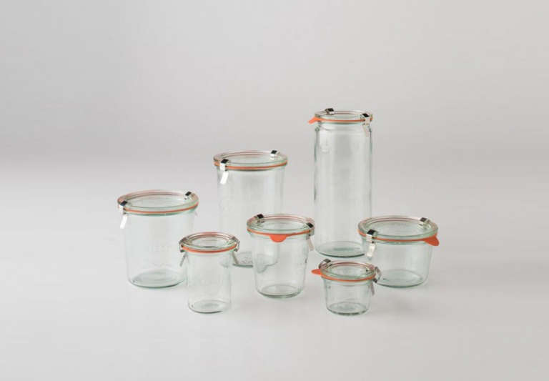 Weck Storage Jar Set from IKEA
