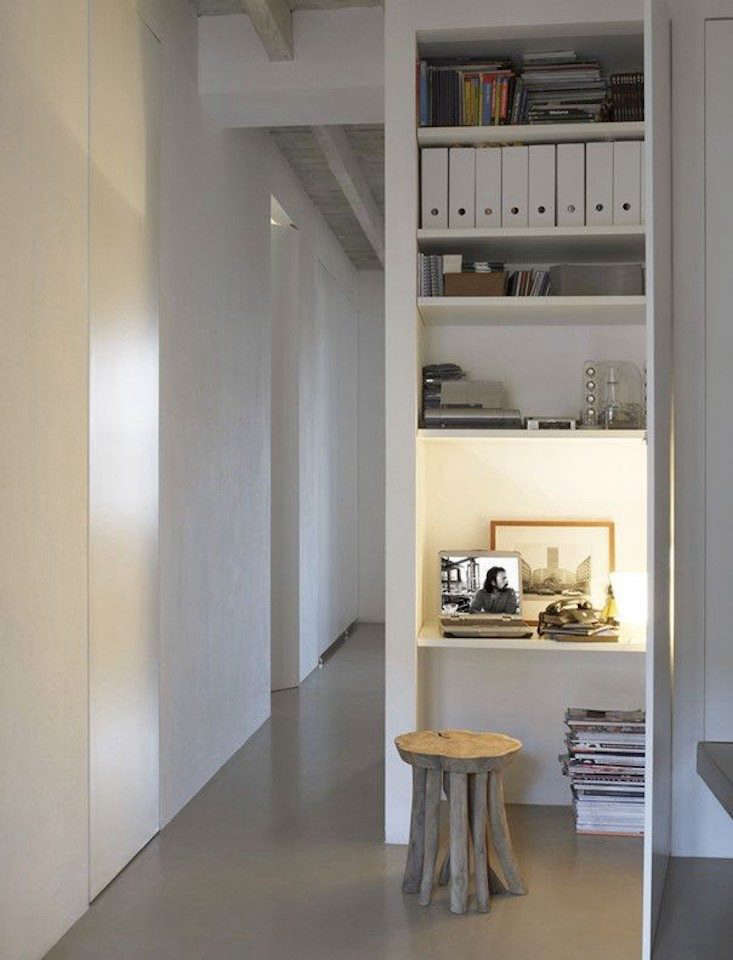 Closet Desk Niche