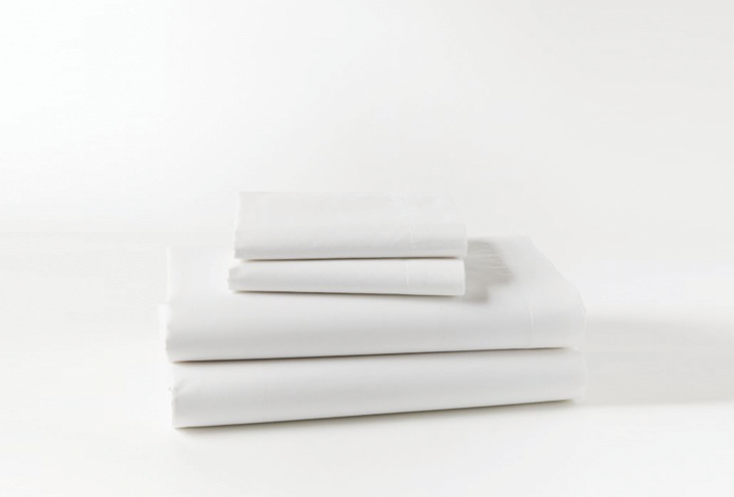 West Elm White Bed Sheets