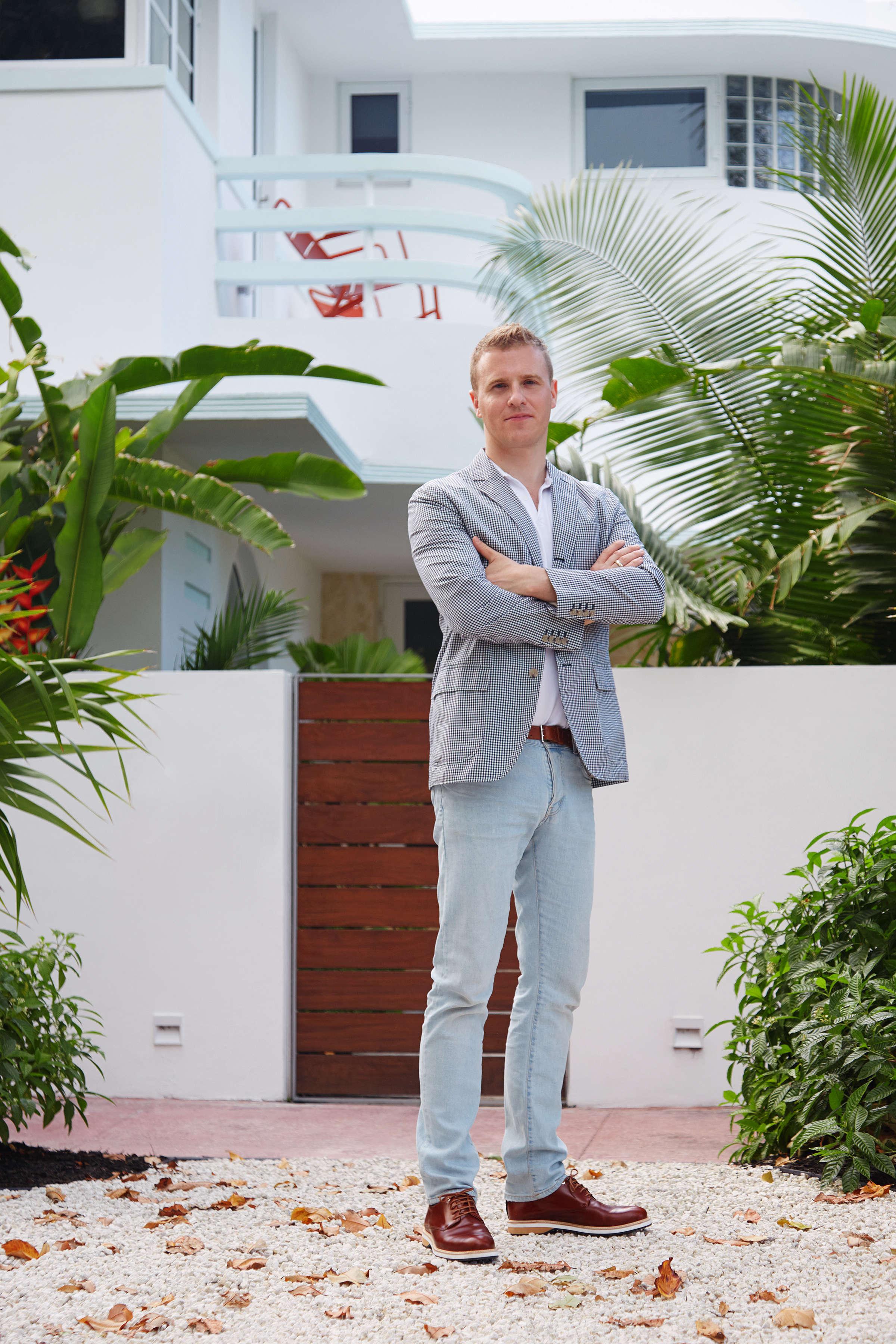 Stephan-Weishaupt Miami   Remodelista