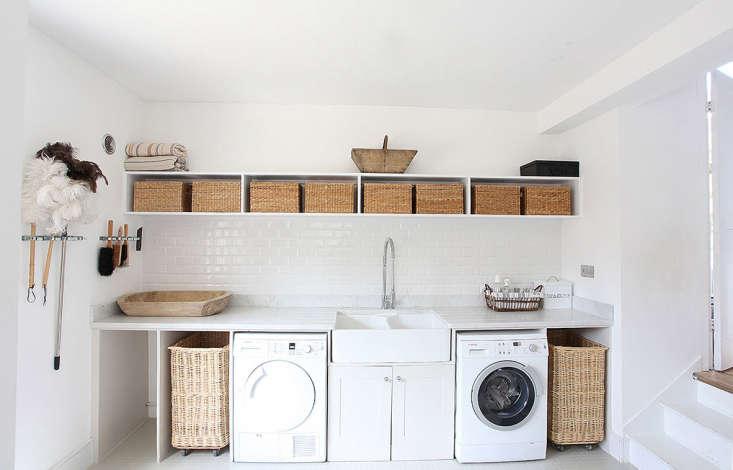Laundry room via Light Locatoins