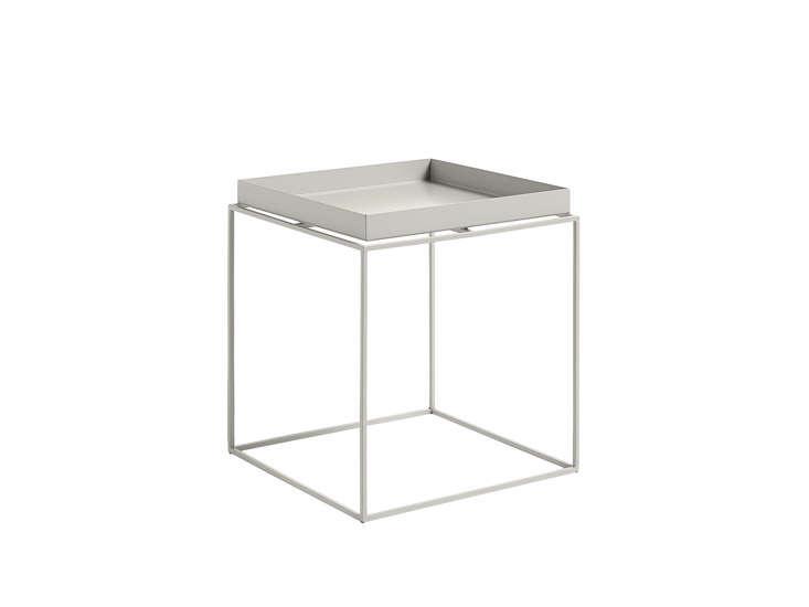 HAY Tray Table in Warm Grey