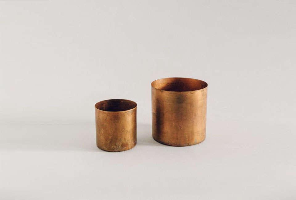 H. Skjalm P. Copper Planters