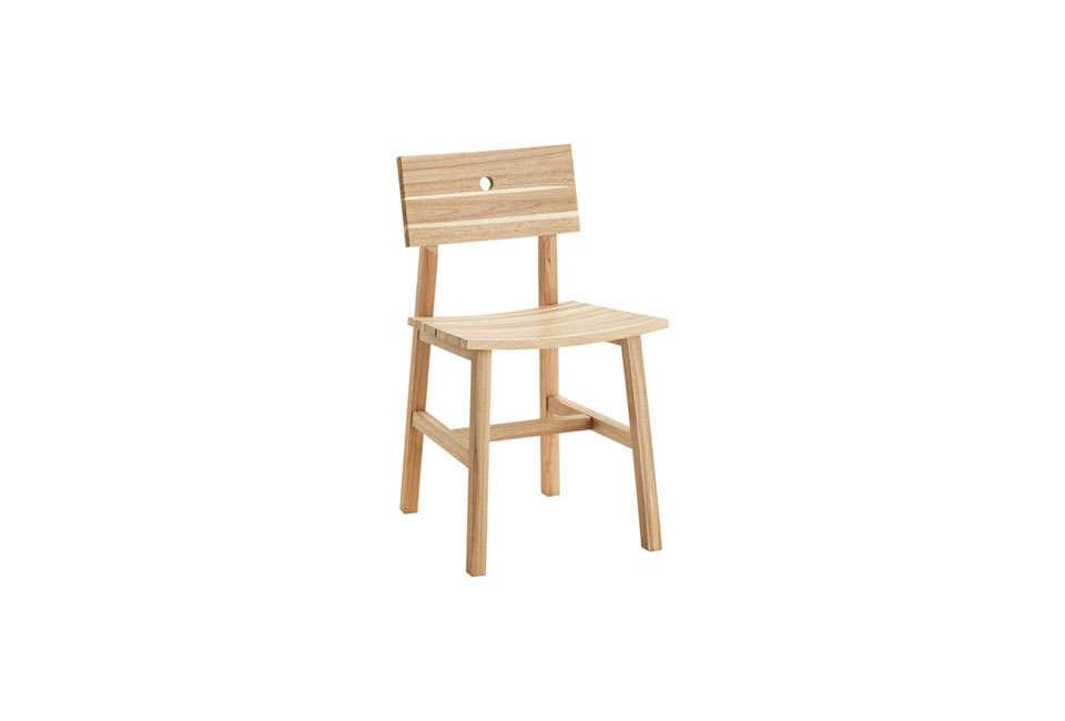 Ikea Skogsta Chair in Acacia
