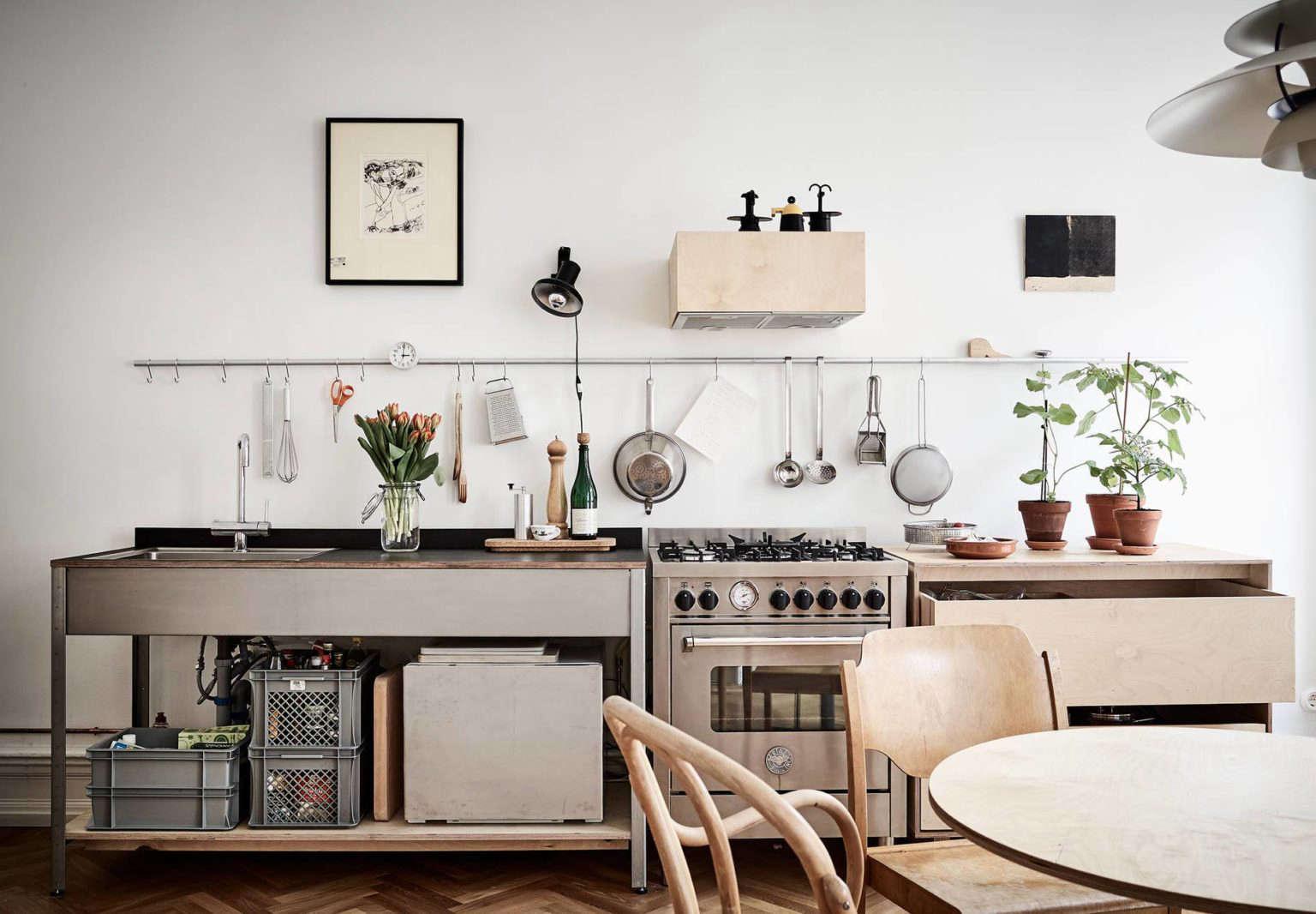 Stadshem Scandinavian Kitchen
