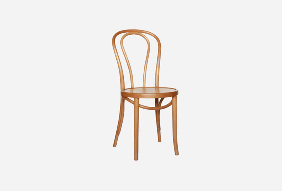 Thonet No.18 Chair in Oak