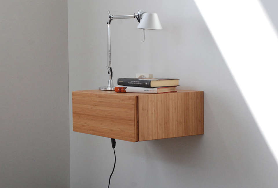 Angelo Cavallaro Ebanista Bedside Table