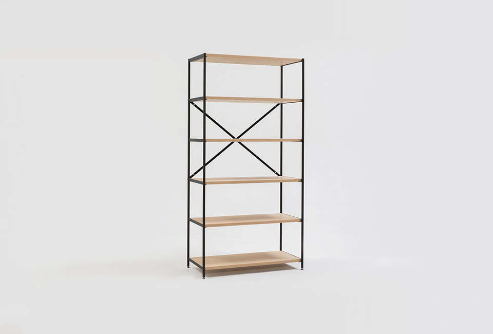 Jardan Furniture Edie Bookshelf