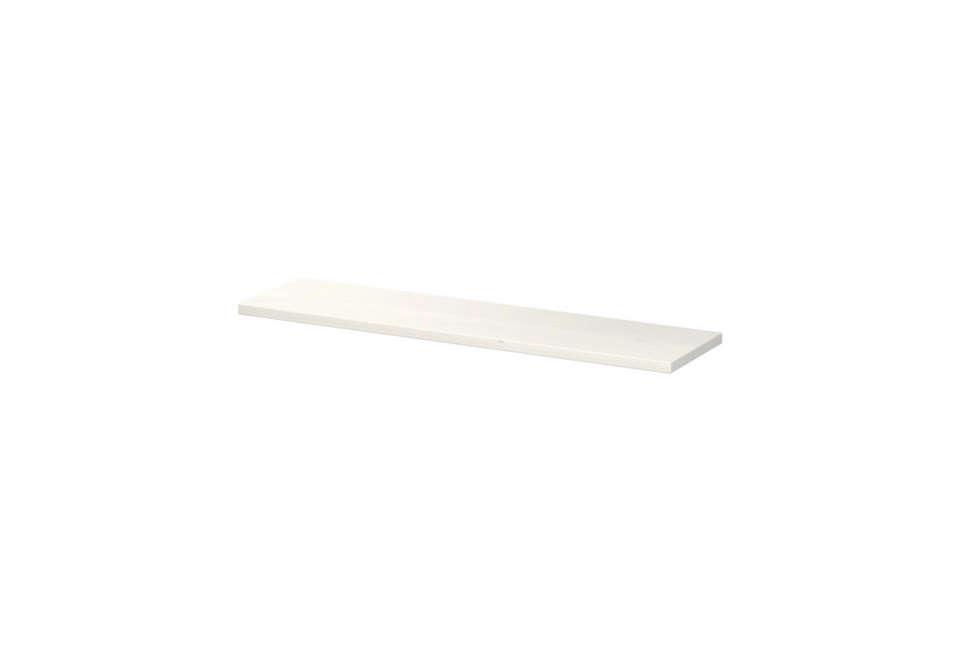 Ikea Ekby Hemnes Shelf in White