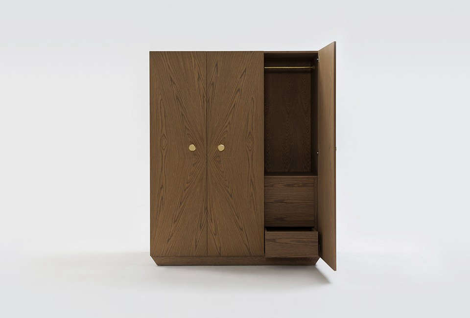 Jardan Furniture Noah Wardrobe