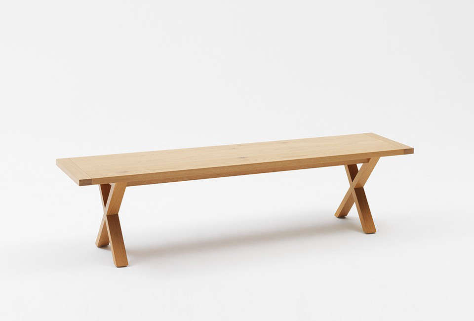 Jardan Furniture Otto Bench