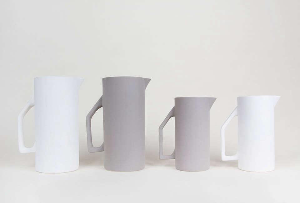 Yield Ceramic Pitchers