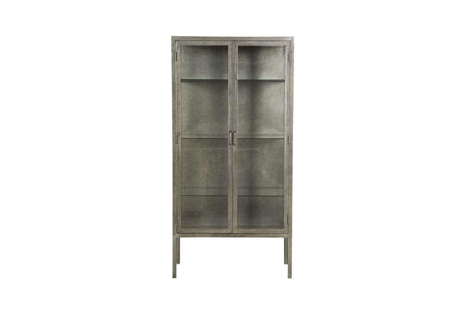 Vanguard Furniture Smith Metal Apothecary Cabinet