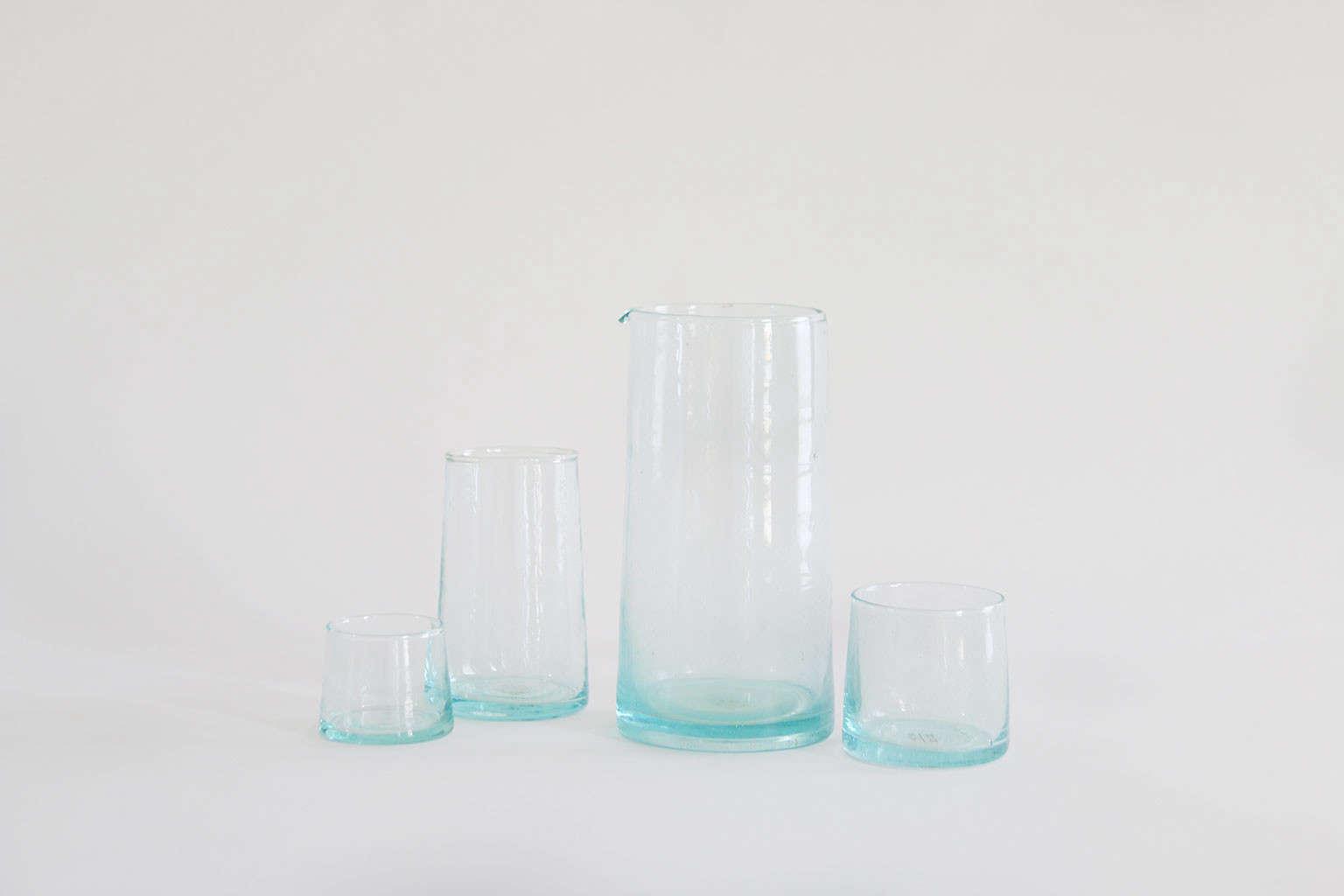 Hawkins New York Recycled Glassware