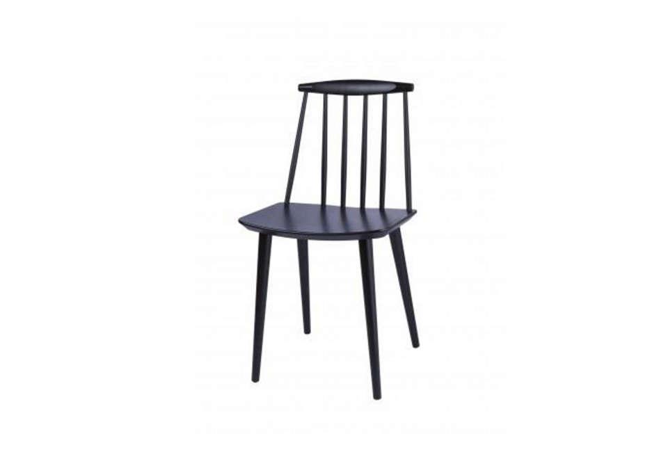 HAY J77 Chair in Black