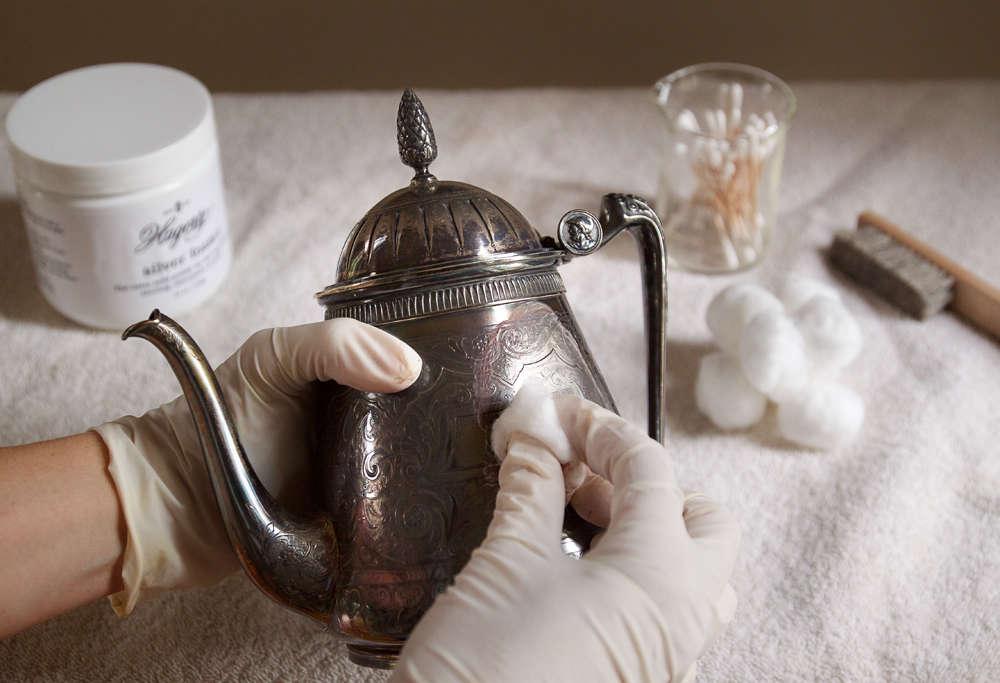 DIY Silver Care and Polish