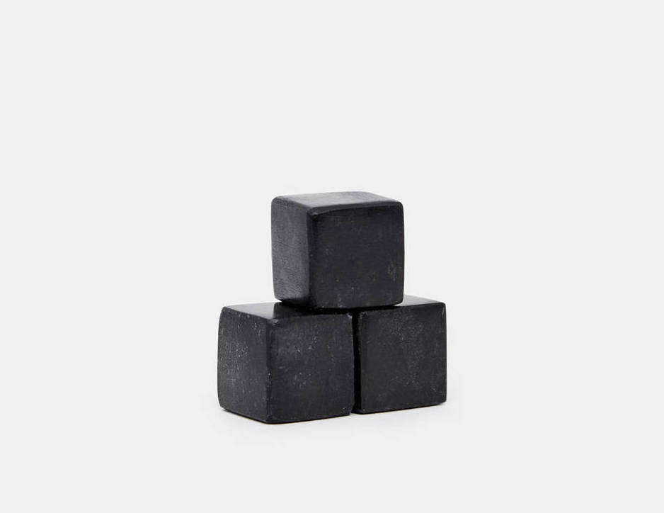 The Line Teroforma Black Whiskey Stones
