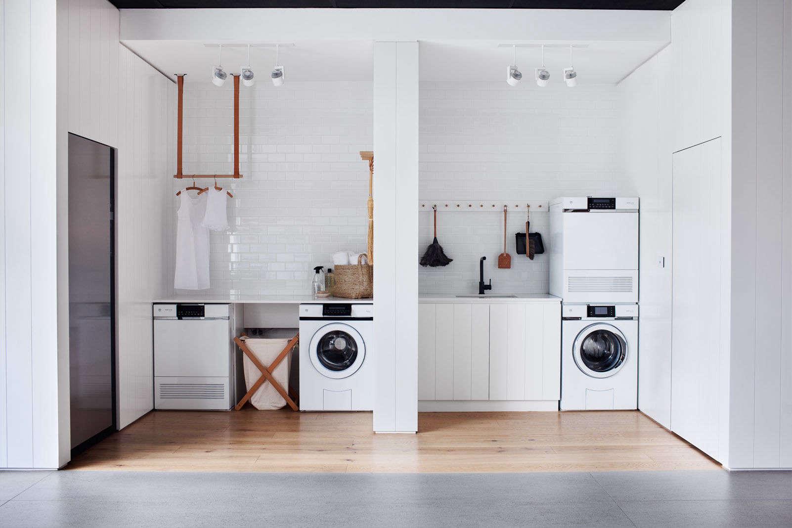 V-ZUG Whitling Architects Melbourne, Australia Laundry Room