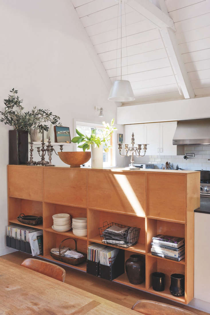 Julie Carlson Mill Valley Home Shelving