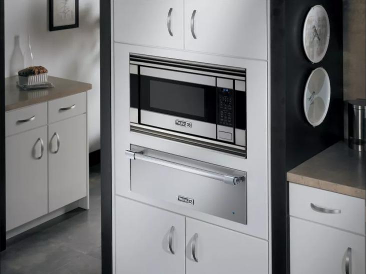 Built-In Viking Microwave