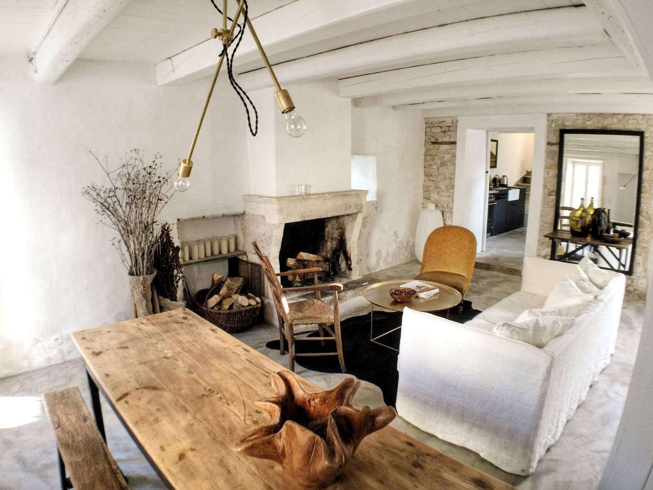La Maison du Figuier in Poitu Charentes, France