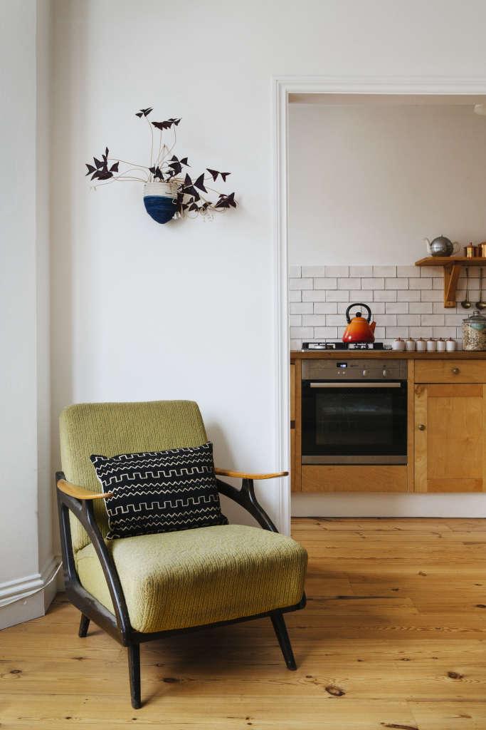 Ondine Ash Brixton living area