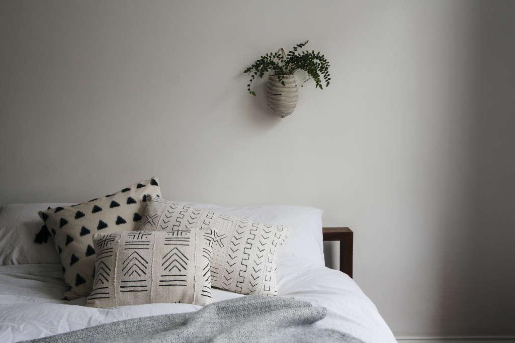 Ondine Ash Brixton bedroom